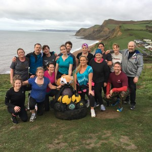 March Fitness Boot Camp