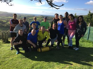 April Fitness Boot Camp UK